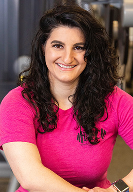 Samantha Muller