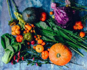 Fresh Fall Produce